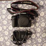 Vendo KIT Canon EOS 550D