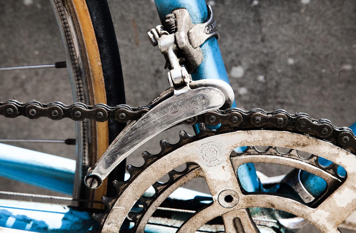 bicicletta da corsa eroica
